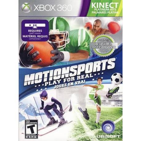 بازی Motionsports برای Kinect