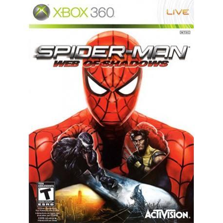 Spider-Man: Web of Shadows برای Xbox 360