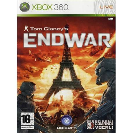 Tom Clancy's End War برای Xbox 360