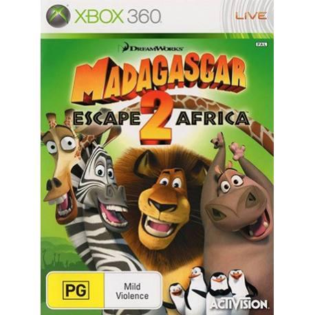 Madagascar 2 برای Xbox 360