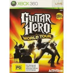 Guitar Hero World Tour برای Xbox 360