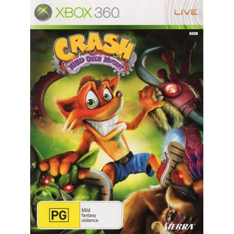 Crash: Mind over Mutant برای Xbox 360