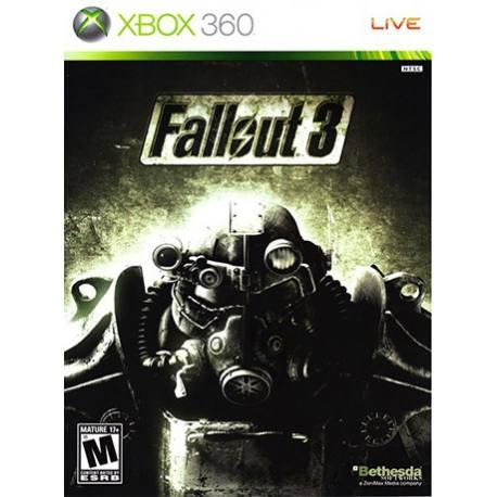 Fallout 3 برای Xbox 360