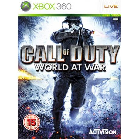Call of Duty: World at War برای Xbox 360