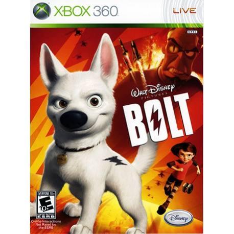 Bolt برای Xbox 360