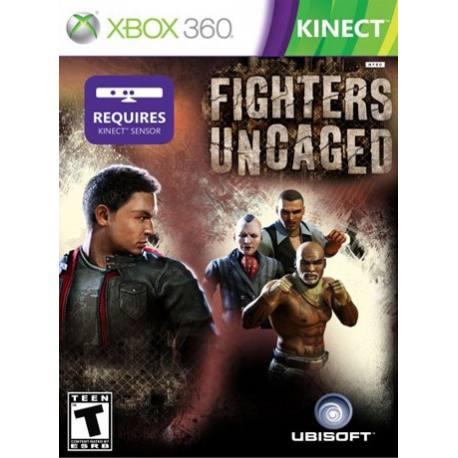 بازی Fighters Uncaged برای Kinect