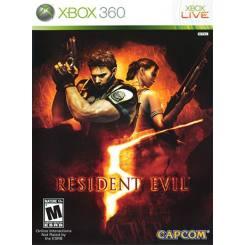 بازی Resident Evil 5 برای Xbox 360