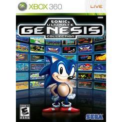 Sonic's Ultimate Genesis Collection برای Xbox 360