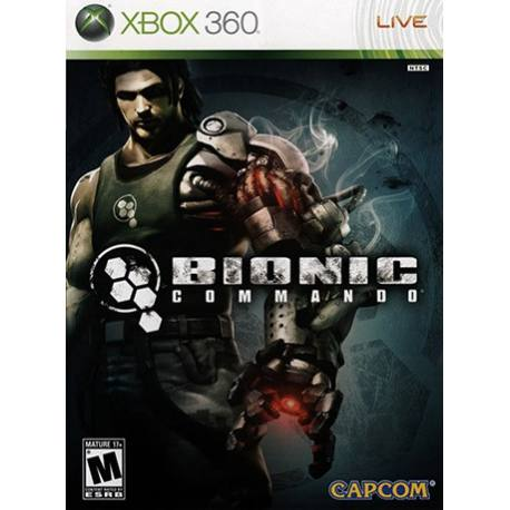 Bionic Commando برای Xbox 360