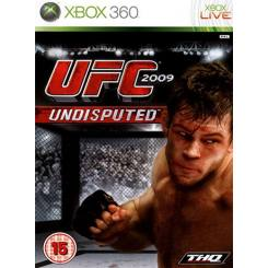 UFC 2009 Undisputed برای xbox 360