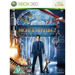 Night at the Museum 2 برای Xbox 360