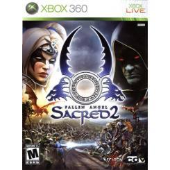 Sacred 2 : Fallen Angel برای Xbox 360