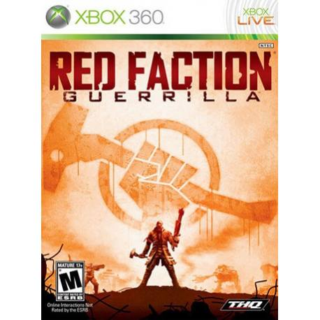 Red Faction Guerrilla برای Xbox 360