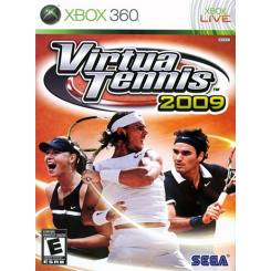 Virtua Tennis 2009 برای Xbox 360