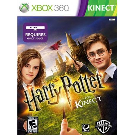 Harry Potter for Kinect برای Xbox 360