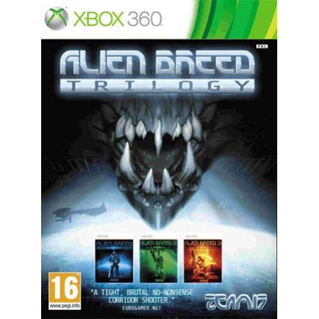 Alien Breed Trilogy برای Xbox 360