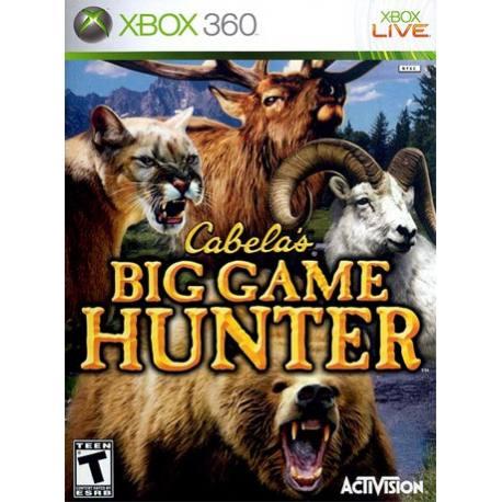 Cabela's Big Game Hunter برای Xbox 360