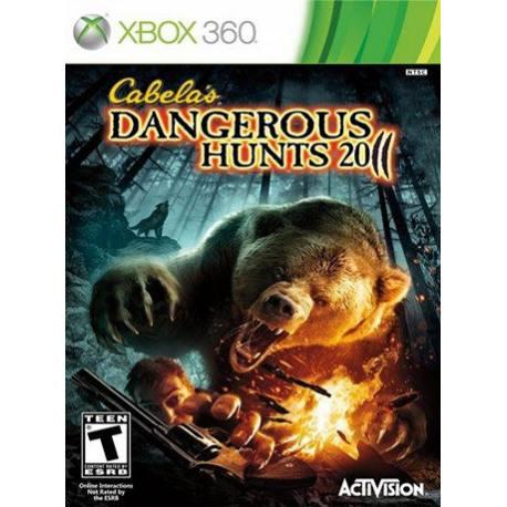 Cabelas Dangerous Hunts 2011 برای Xbox 360
