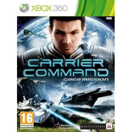 Carrier Command: Gaea Mission برای Xbox 360