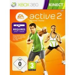 بازی Ea Sports Active 2 برای Kinect