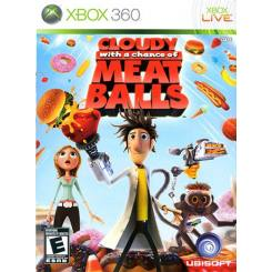 Cloudy with a Chance of Meatballs برای Xbox 360