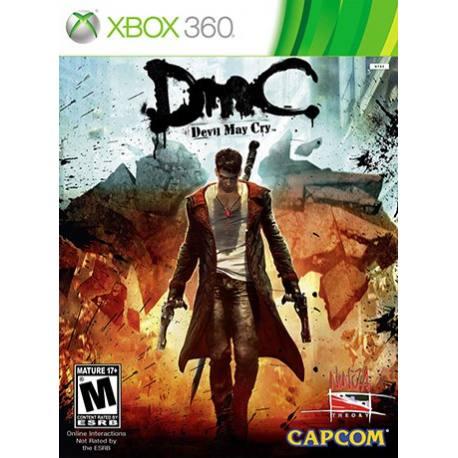 DMC: Devil May Cry برای Xbox 360