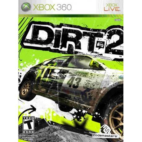 Dirt 2 برای Xbox 360