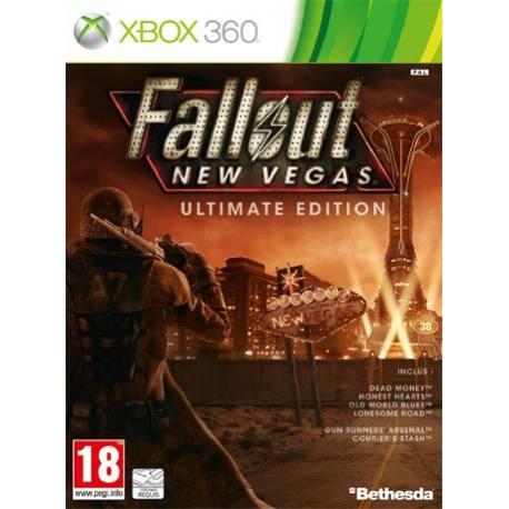 Fallout New Vegas برای Xbox 360