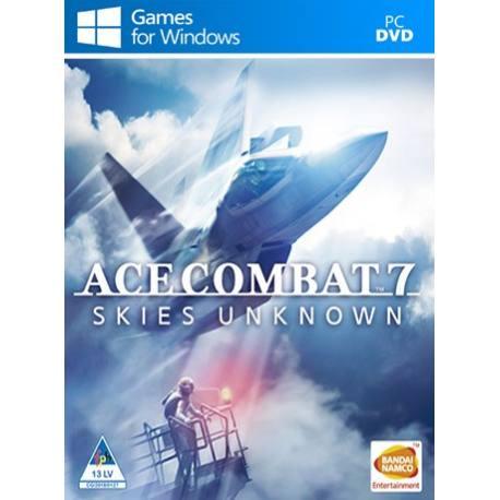 Ace Combat 7 برای PC