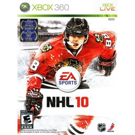 NHL 10 برای Xbox 360
