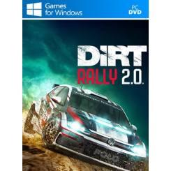 Dirt Rally 2.0 برای PC
