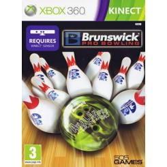 بازی Brunswick Pro Bowling برای Kinect