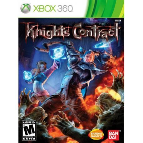 Knights Contract برای Xbox 360