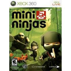 Mini Ninjas برای Xbox 360