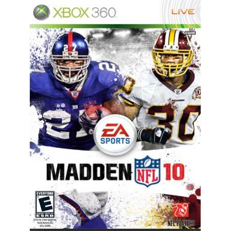 Madden NFL 10 برای Xbox 360