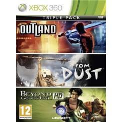 Ubisoft Triple Pack بازی Xbox 360