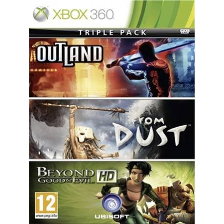 Ubisoft Triple Pack بازی Xbox 360