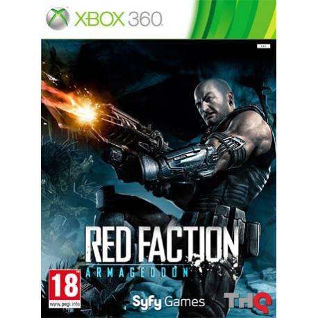 Red Faction Armageddon بازی Xbox 360