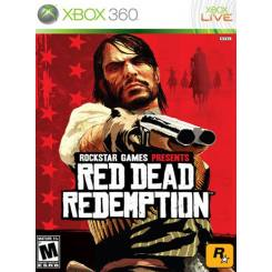 Red Dead Redemption بازی Xbox 360