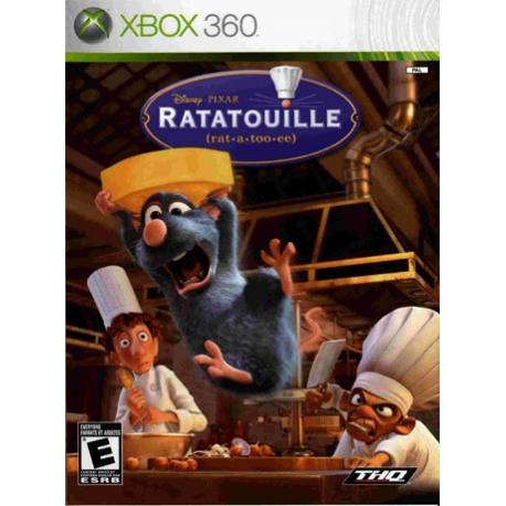 Ratatouille بازی Xbox 360