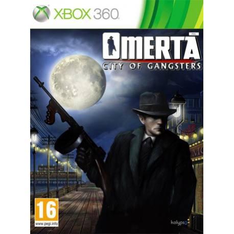 Omerta City of Gangsters بازی Xbox 360