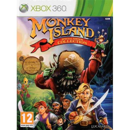 Monkey Island: Special Edition Collection بازی Xbox 360