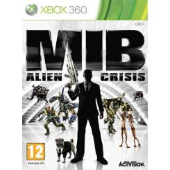 Men In Black: Alien Crisis بازی Xbox 360