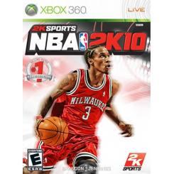 NBA 2K10 بازی Xbox 360