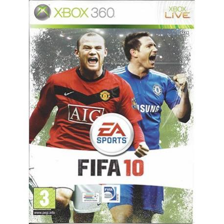 Fifa 10 بازی Xbox 360