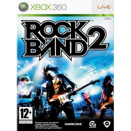 Rock Band 2 بازی Xbox 360
