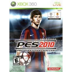 PES 2010 بازی Xbox 360