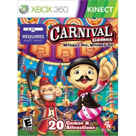 بازی Carnival Games برای Kinect