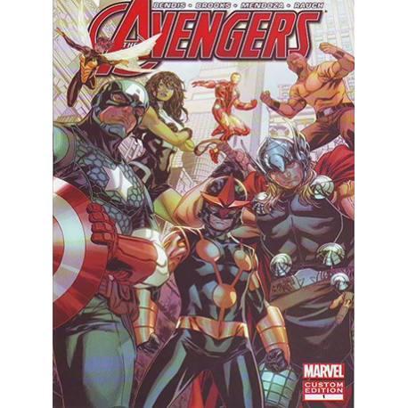 کیمک بوک The Avengers