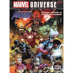 کتاب کمیک Marvel Universe